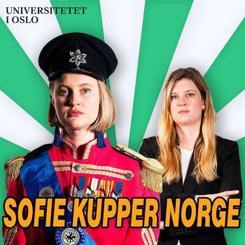To kvinner, en i uniforum og en i dressjakke